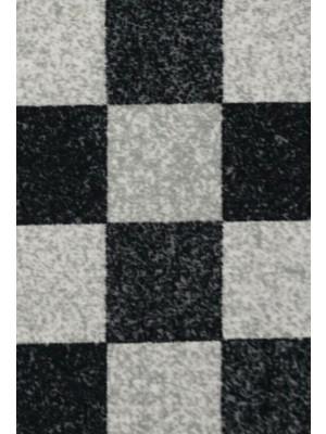 Gel Back Non-Slip Square Black