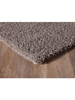 Oxford Shaggy Rug Taupe