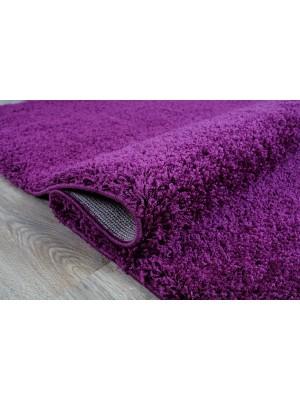 Oxford Shaggy Rug Violet